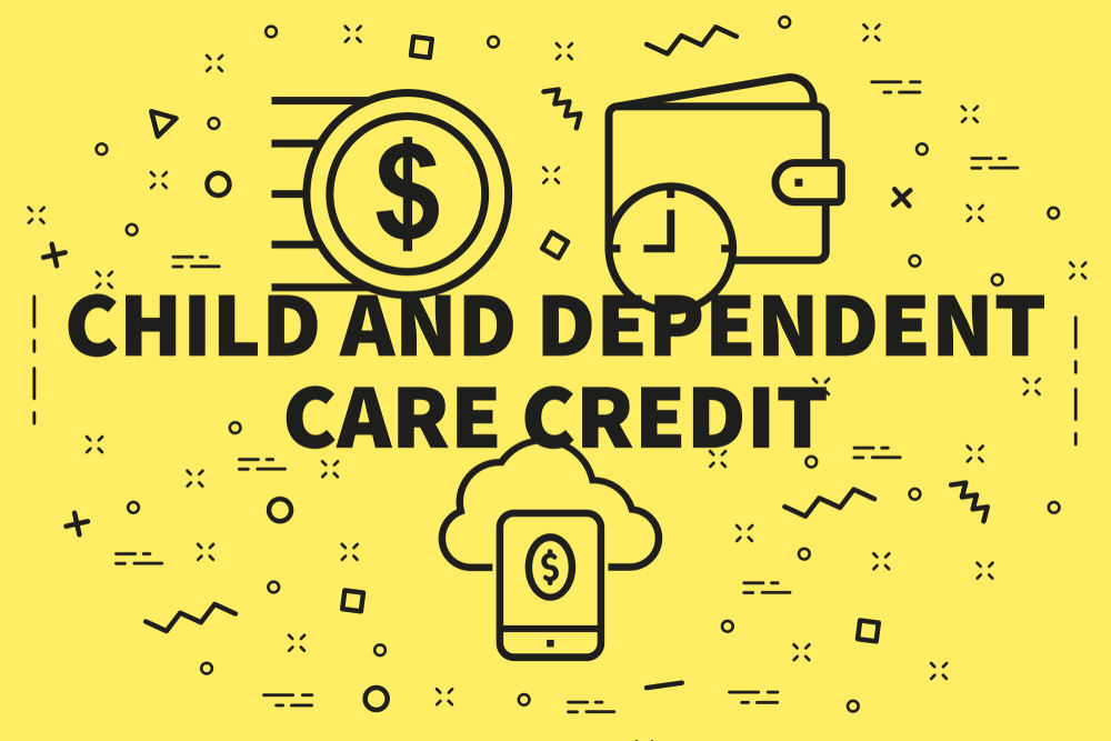 the child tax credit and the dependent care credit