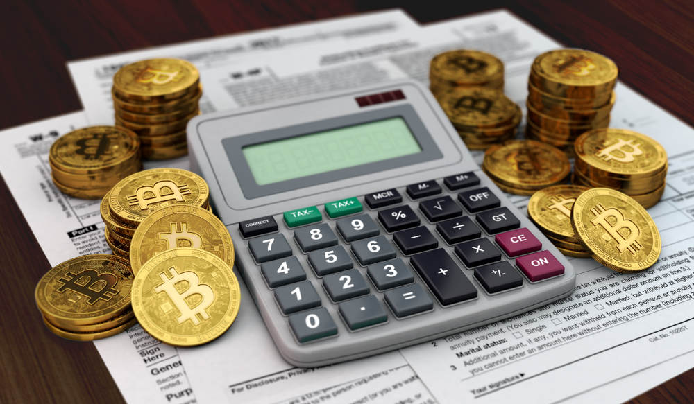 Cryptocurrency tax calculations
